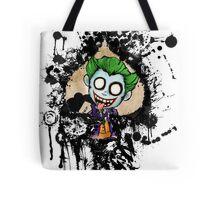 Joker Spade Tote Bag