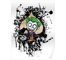 Joker Spade Poster