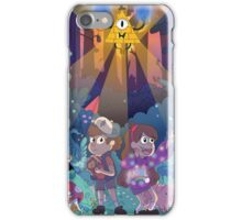 The Mystery Twins! iPhone Case/Skin
