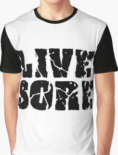 Crossfit - Live Sore Graphic T-Shirt