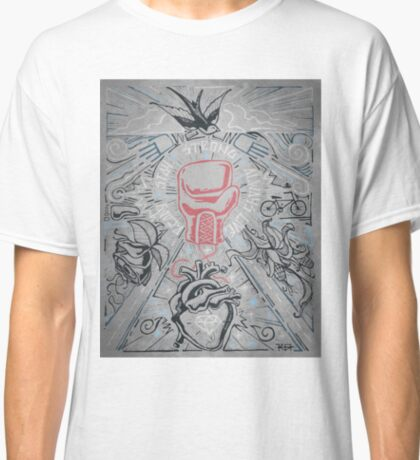 Stay strong illustration Classic T-Shirt