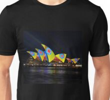 Where The Stars Are, Vivid Festival, Sydney 2013 Unisex T-Shirt
