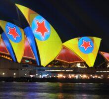Where The Stars Are, Vivid Festival, Sydney 2013 Sticker