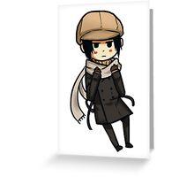 Yoite chibi Greeting Card