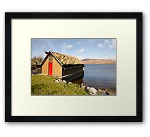 Eco Friendly  Framed Print