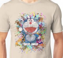 Doraemon Full Colors  Unisex T-Shirt