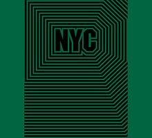 New York echo Tank Top