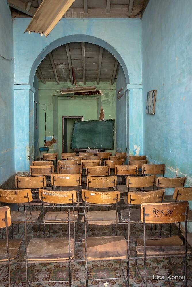 School's out ~ Cuba by Lisa  Kenny