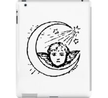 Victorian cherub iPad Case/Skin