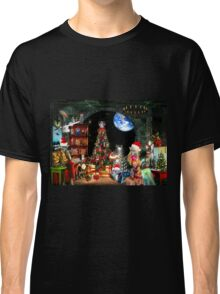 Christmas at the Kleegs Classic T-Shirt