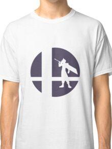 Cloud - Super Smash Bros. Classic T-Shirt