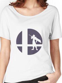 Cloud - Super Smash Bros. Women's Relaxed Fit T-Shirt