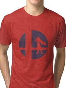 Cloud - Super Smash Bros. Tri-blend T-Shirt
