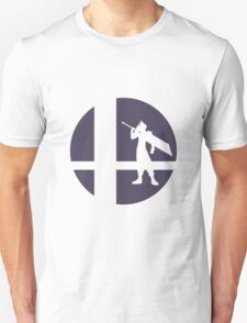 Cloud - Super Smash Bros. Unisex T-Shirt