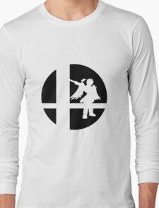 Dark Pit - Super Smash Bros. Long Sleeve T-Shirt