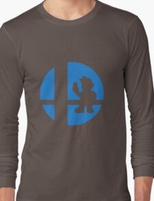 Dr. Mario - Super Smash Bros. Long Sleeve T-Shirt