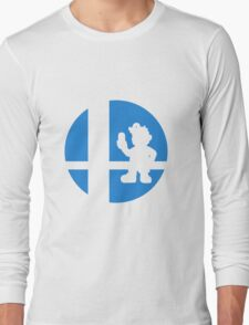 Dr. Mario - Super Smash Bros. Long Sleeve T-Shirt