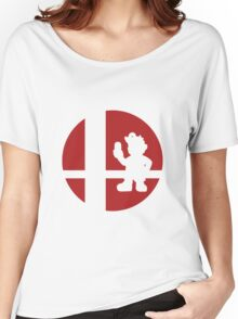 Dr. Mario - Super Smash Bros. Women's Relaxed Fit T-Shirt