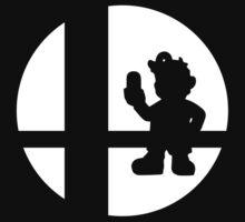 Dr. Mario - Super Smash Bros. by WillOrcas