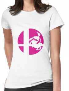 Duck Hunt - Super Smash Bros. Womens Fitted T-Shirt
