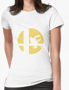 Falco - Super Smash Bros. Womens Fitted T-Shirt