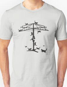 Hills Hoist cats - 2 Unisex T-Shirt