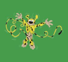 Marsupilami One Piece - Short Sleeve