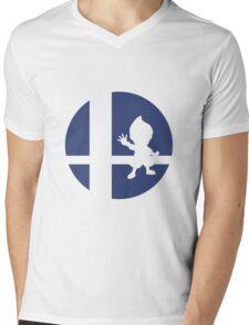 Lucas - Super Smash Bros. Mens V-Neck T-Shirt