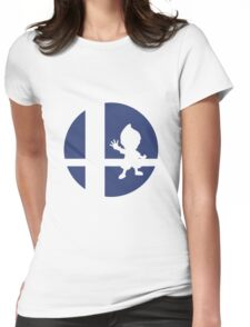 Lucas - Super Smash Bros. Womens Fitted T-Shirt