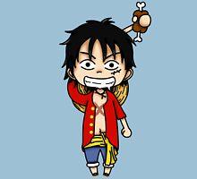 Monkey D. Luffy chibi Unisex T-Shirt