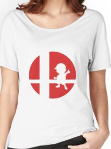 Ness - Super Smash Bros. Women's Relaxed Fit T-Shirt