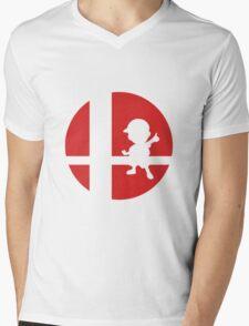 Ness - Super Smash Bros. Mens V-Neck T-Shirt