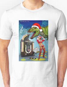 Jurassic Christmas Song T-Shirt