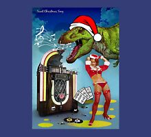 Jurassic Christmas Song Unisex T-Shirt