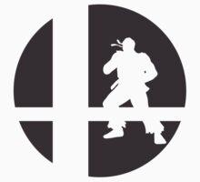 Ryu - Super Smash Bros. by WillOrcas