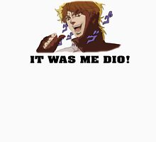 JoJo's Bizarre Adventure: IT WAS ME DIO! (With Icons) Unisex T-Shirt