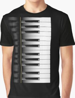 Piano - 2 Octaves Graphic T-Shirt