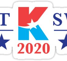 Kanye West for President Sticker