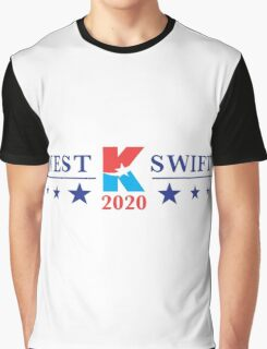 Kanye West for President Graphic T-Shirt