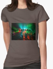 The cataracs Womens Fitted T-Shirt