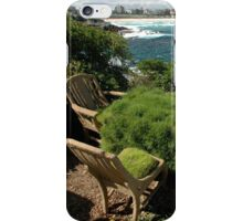 Ultimate Garden Furniture @ Sculptures By The Sea iPhone Case/Skin