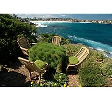 Ultimate Garden Furniture @ Sculptures By The Sea Photographic Print