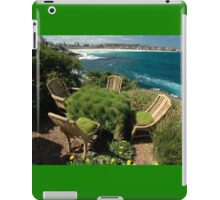 Ultimate Garden Furniture @ Sculptures By The Sea iPad Case/Skin