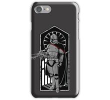 The Captain. iPhone Case/Skin