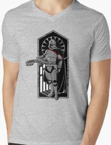 The Captain. Mens V-Neck T-Shirt