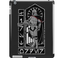 The Captain (Alternate) iPad Case/Skin