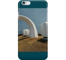 Big Tap @ Sculptures By The Sea, Australia 2011 iPhone Case/Skin