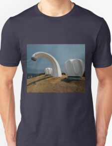 Big Tap @ Sculptures By The Sea, Australia 2011 T-Shirt