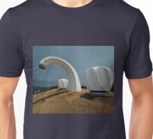 Big Tap @ Sculptures By The Sea, Australia 2011 Unisex T-Shirt