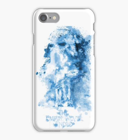 the Empire Never Ended iPhone Case/Skin